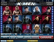 Marvel X-Men Slot